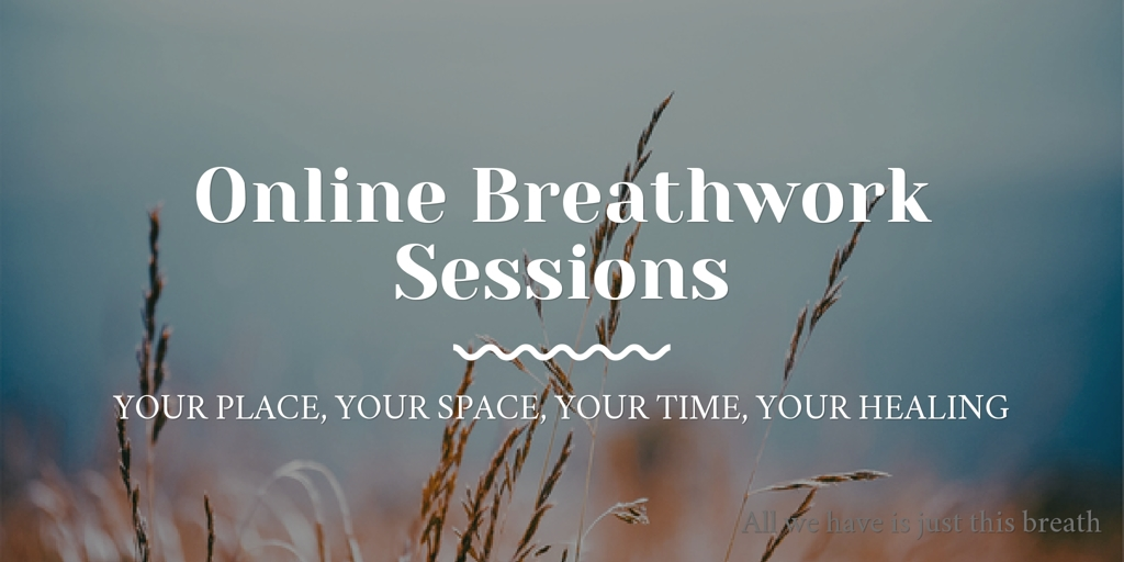 Online breathwork sessions